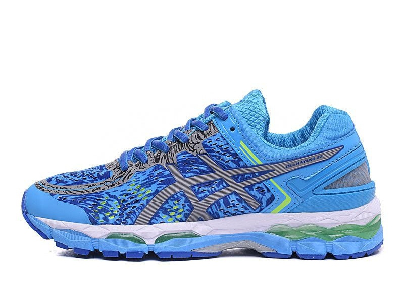 Tênis Asics Gel Kayano 22 - Feminino - Azul TÊNIS RUN - Running Performance  Shoes 10ae408cbbcab