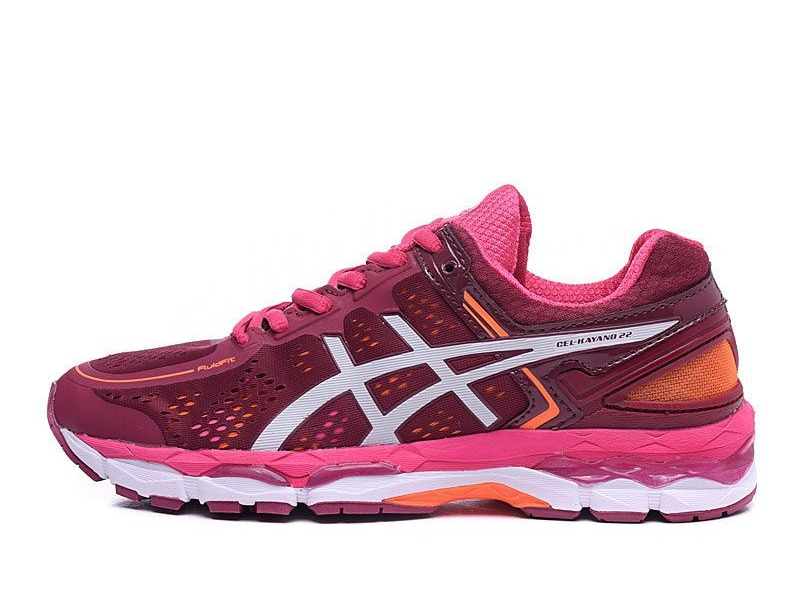 9445b2b5cc2 Tênis Asics Gel Kayano 22 - Feminino - Roxo Rosa TÊNIS RUN - Running  Performance Shoes