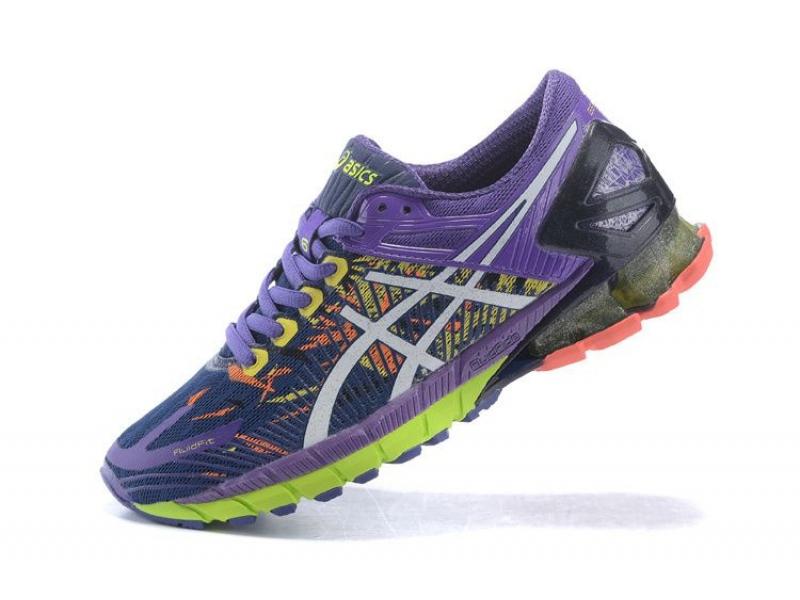 6ffc6cc6ca0 Tênis Asics Gel Kinsei 6 - Feminino - Lilás TÊNIS RUN - Running Performance  Shoes