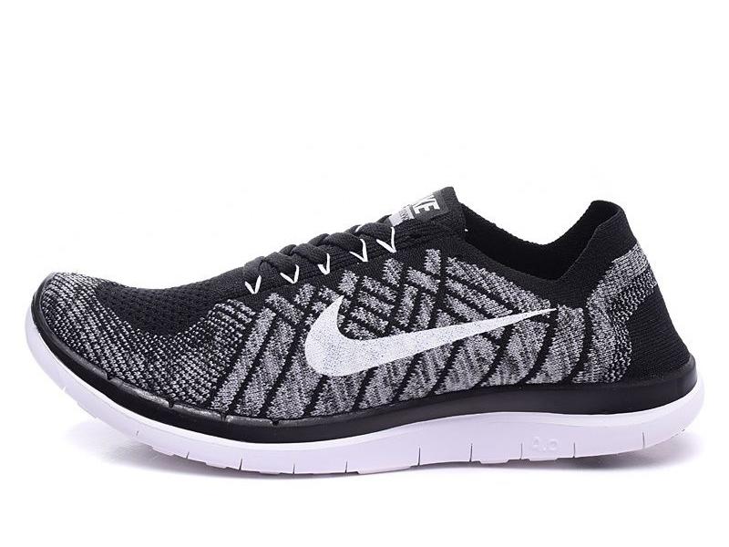 5029c999204 Tênis Nike Free 4.0 Flyknit - Masculino - Preto TÊNIS RUN - Running  Performance Shoes