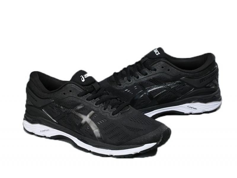Tênis Asics Gel Kayano 24- Masculino - Preto TÊNIS RUN - Running  Performance Shoes 47d33303ed89a