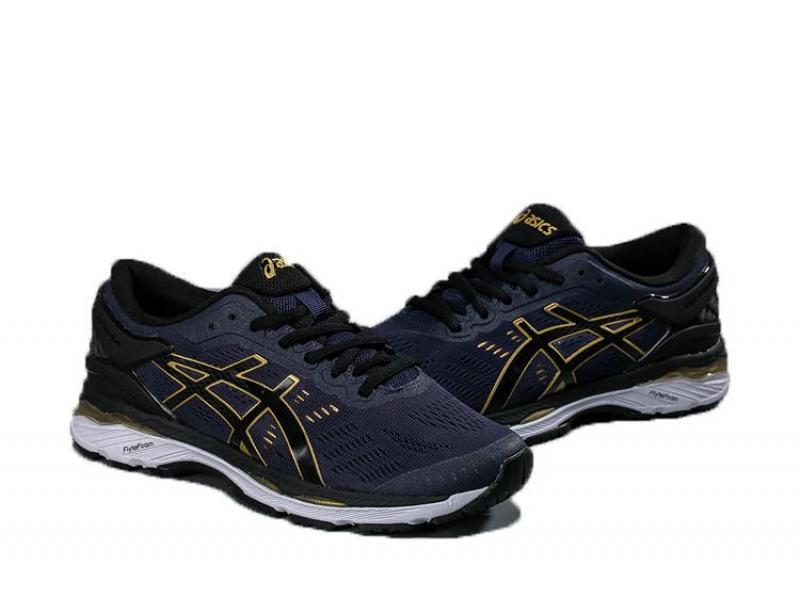 c69fcf4ff9d Tênis Asics Gel Kayano 24- Masculino - Azul Marinho TÊNIS RUN - Running  Performance Shoes